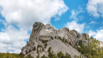 Andriy Kravchenko - Mount rushmore denkmal in south dakota
