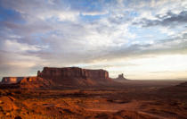 Paolo Gallo Modena P.IVA 11478570010 - Monument Valley Sunrise
