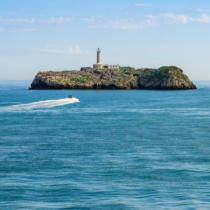 Dzinnik Darius - Lighthouse in santander