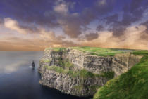 sebastien decoret - Cliff of Moher in Ireland