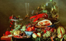 Digital Fine Art Prints (Posters): Still lifes