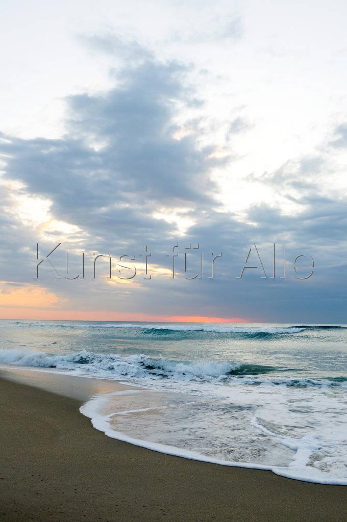 David & Micha Sheldon (F1 Online) - Morgendämmerung am Strand ...