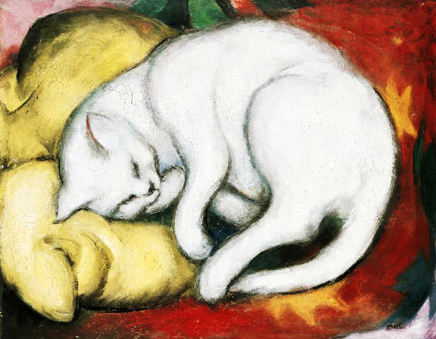Picasso Dog And Cat